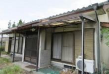 田神上中馬場売家  家15坪、土地201坪